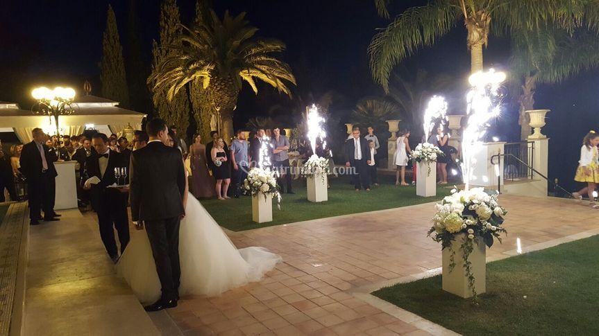 Ingresso sposi