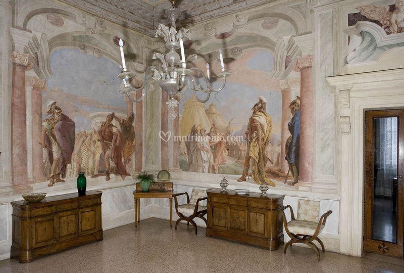 Villa Valmarana Matrimonio