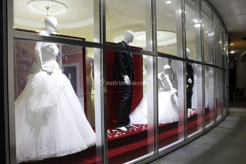 Piazza navona sposi