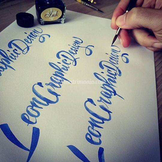 Bella calligrafia