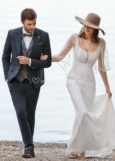 Abito Matrimonio Uomo Grigio : Abiti cerimonia uomo digel di collection abbigliamento uomo foto