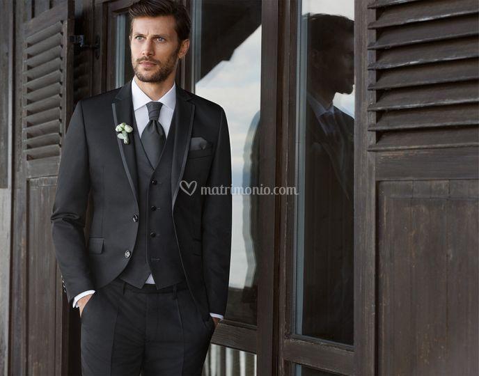 Vestito Matrimonio Uomo Nero : Collection abbigliamento uomo