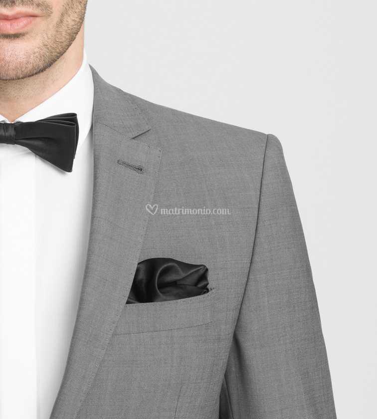 Abiti Eleganti Uomo Torino.Abito Grigio Chiaro Digel Slim Di Collection Abbigliamento Uomo