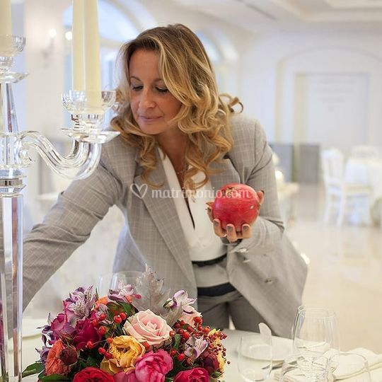 Maria Mastromano - Event Planner