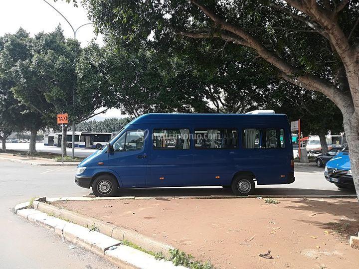 Minibus 10 posti