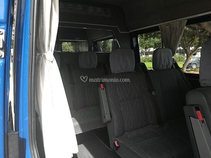 Poltrone minibus