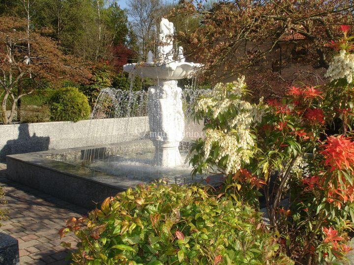 Fontana/giardino Ristorante