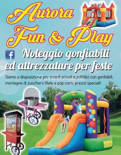 Aurora Fun & Play