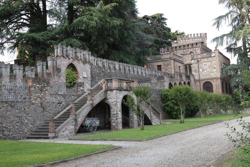 Il castello per le vs foto