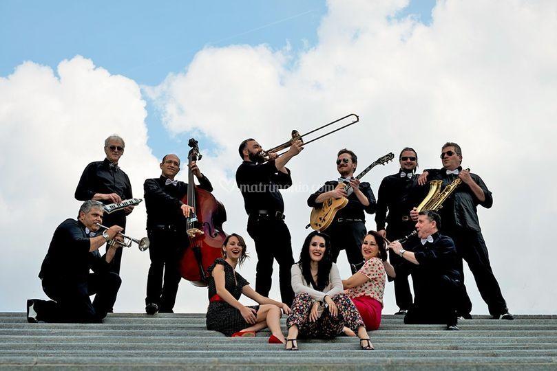 Jazz Lag Swing Orchestra di Jazz Lag