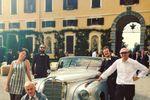 6et live in Villa Colonna