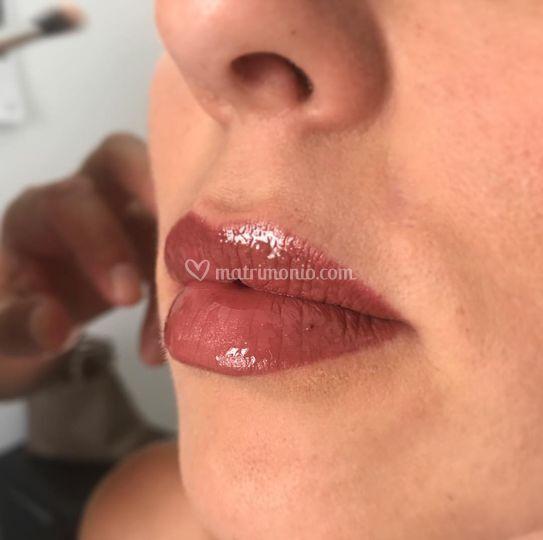 Trucco labbra Sposa