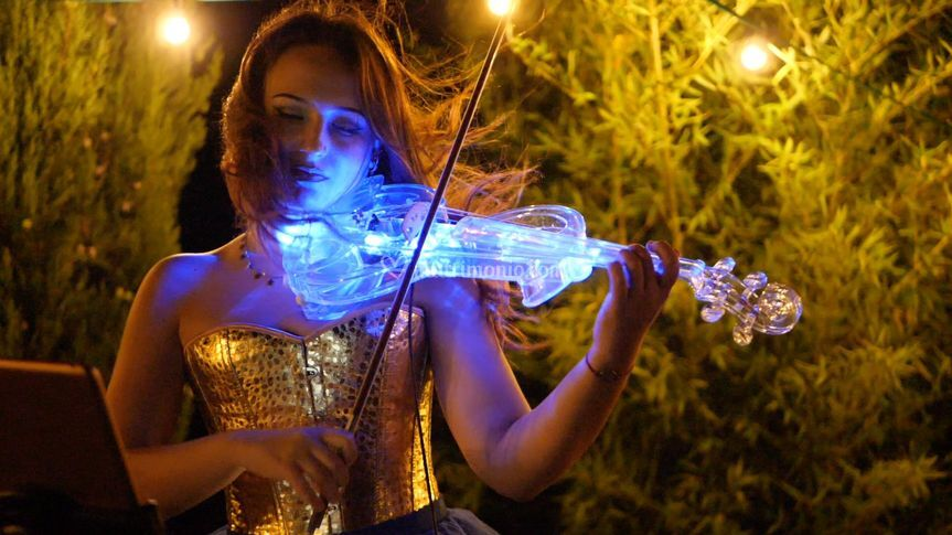 Violino notturno
