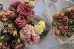 Fiori e macarons