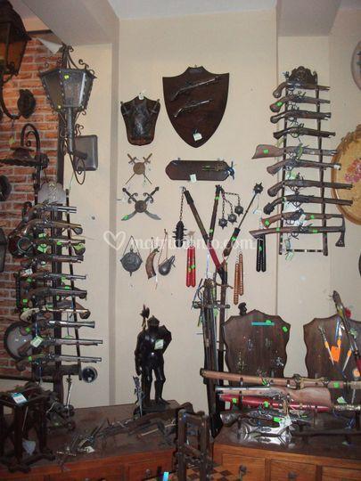 Riproduzioni armi medievali