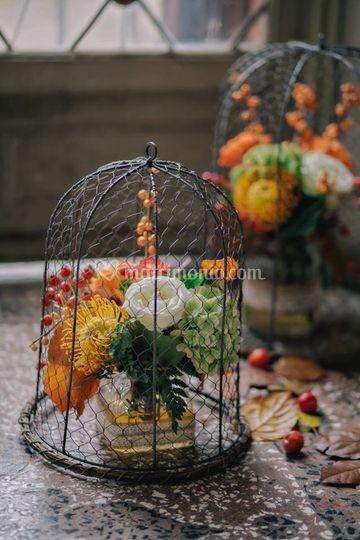 Decorazioni con fiori