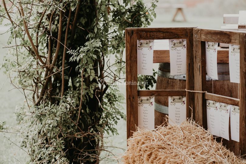 Wedding in Tuscany by Morena