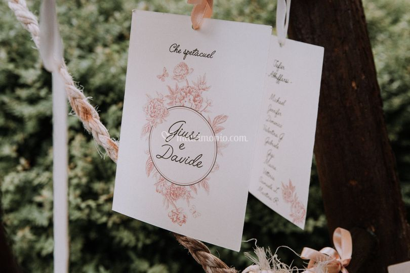 Tableau the mariage