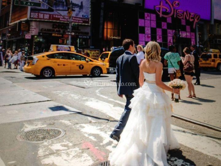 Sposarsi a New York di Viaggi Al Portico