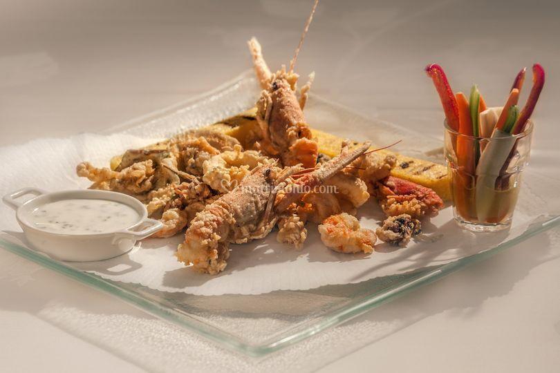 Secondo piatto pesce