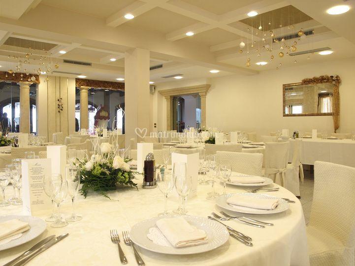 Sala Impero per matrimonio