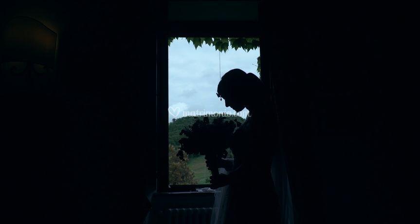 Silhouette sposa