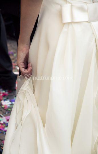 SeSolo Wedding abito nozze
