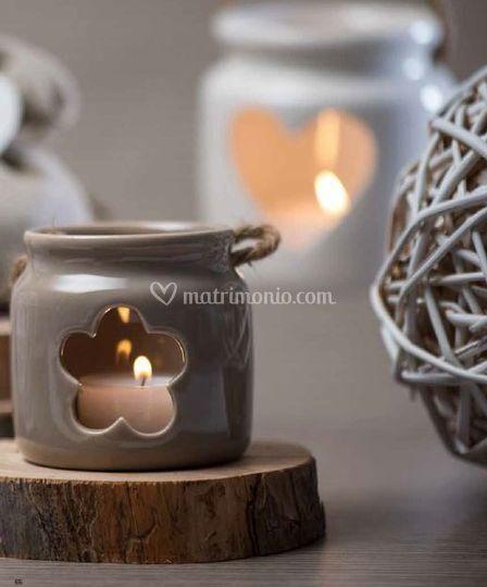 Emozionarsi - Porta tea light ...