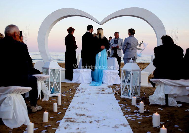 Matrimonio Spiaggia Lignano : Sabbiadoro beach bar restaurant