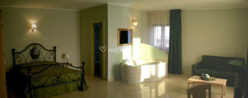 Green Junior Suite
