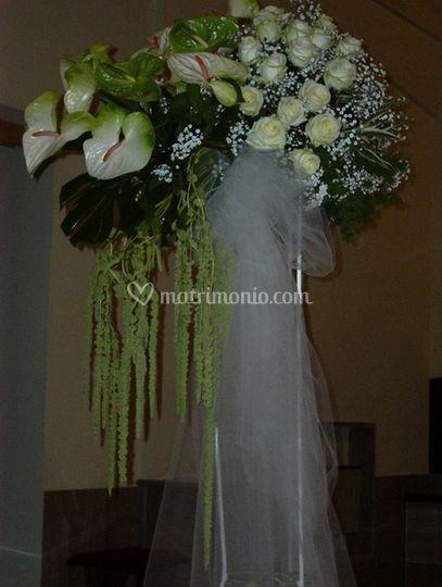 Il giorno del tuo matrimonio for Decorazione floreale