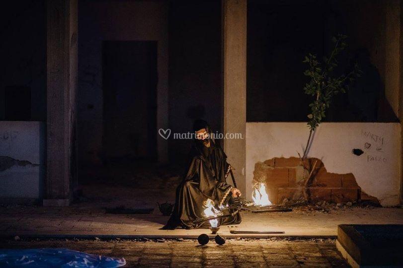 Shooting, Sicilia