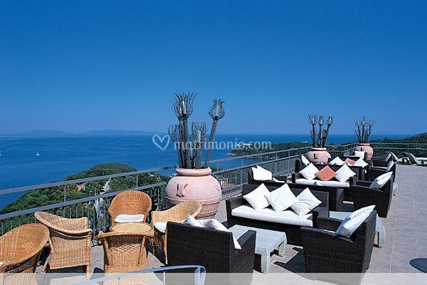 Terrazza Grand Hotel Elba International