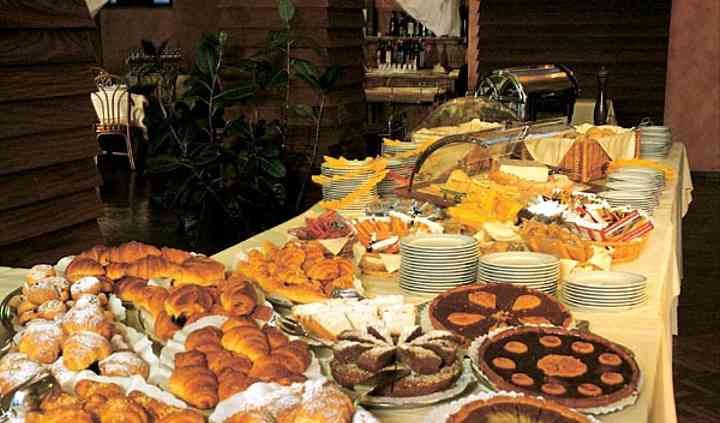Cucina Grand Hotel Elba International