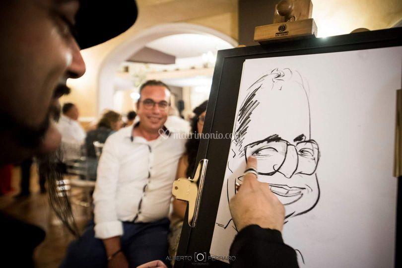 Prospettiva da Caricaturista