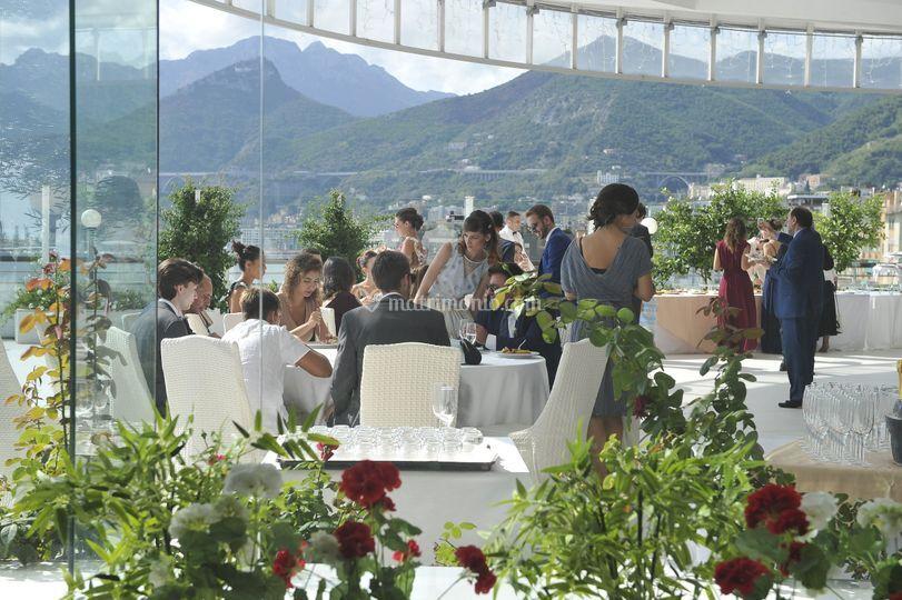 Grand Hotel Salerno Telefono