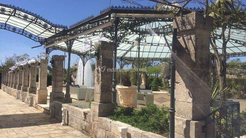 Antico colonnato