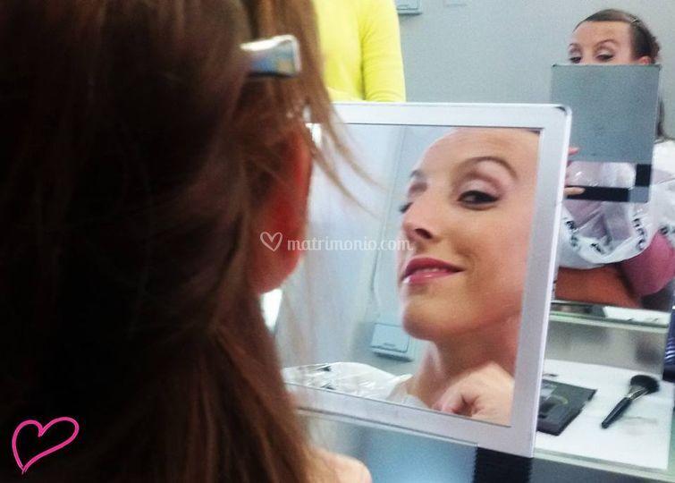 Prova makeup