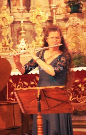 Flauto chiesa