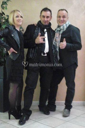 Il trio musicale