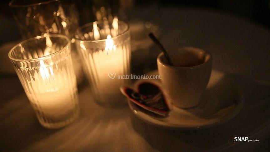 L'ora del caffè, frame