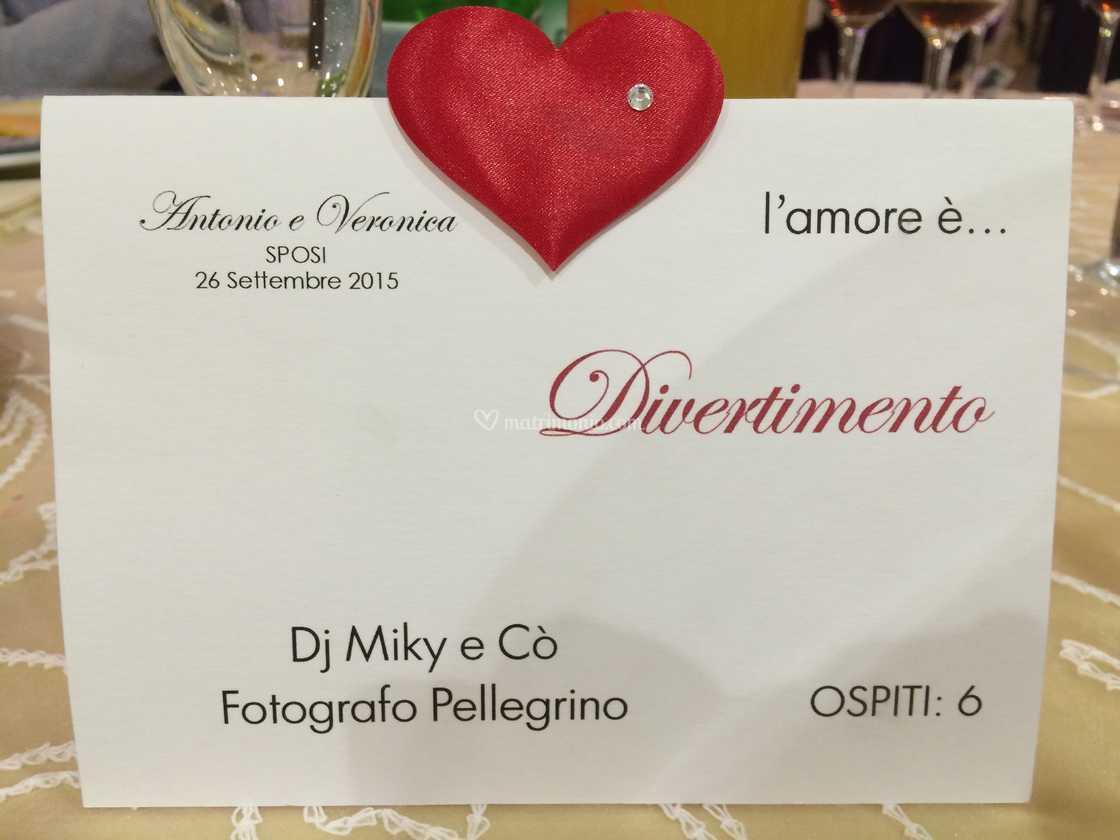 Segnaposto Matrimonio Cartoncino.Cartoncino Segnaposto Speciale Di Miky Co Foto 35