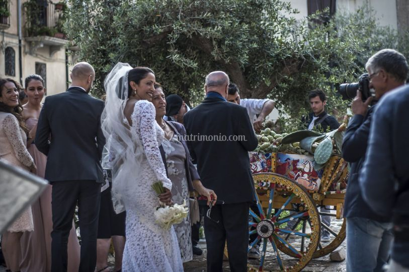 Wedding sicily - Scopello