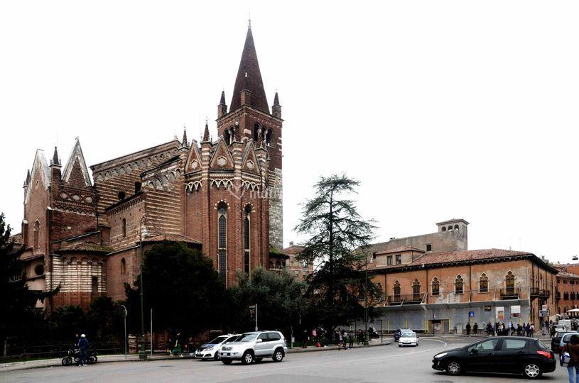 Affaccio su chiesa san fermo di leoni 11 foto 17 for Via san fermo milano