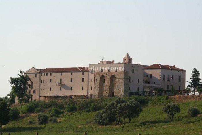 Il Castello- vista nord
