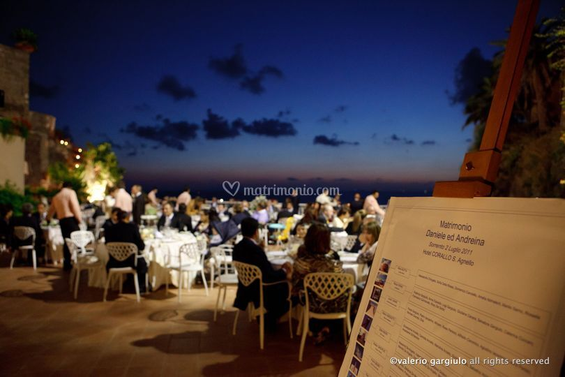 Cena in Terrazza di Hotel Corallo | Foto 4