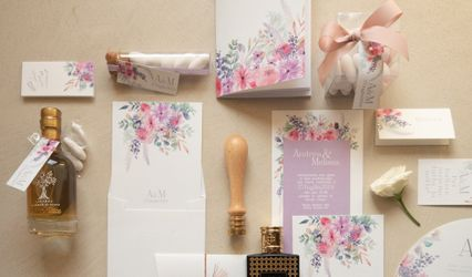 UiaBani - Wedding Stationery