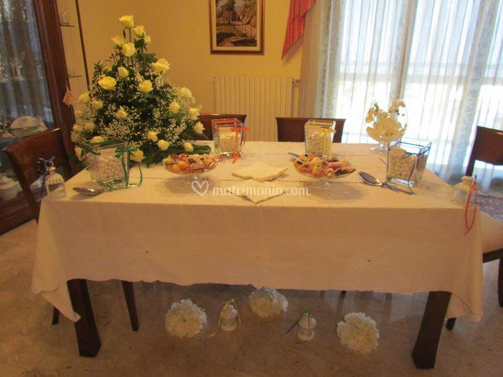 Casa sposa confetti di rossella carnevale wedding planner - Confettata matrimonio a casa ...