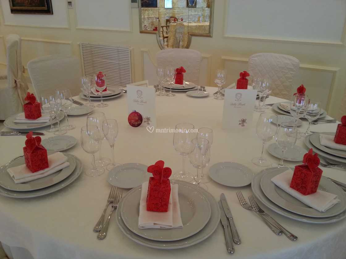 Segnaposto Matrimonio Wedding Planner.Segnaposto Christmas Wedding Di Rossella Carnevale Wedding Planner
