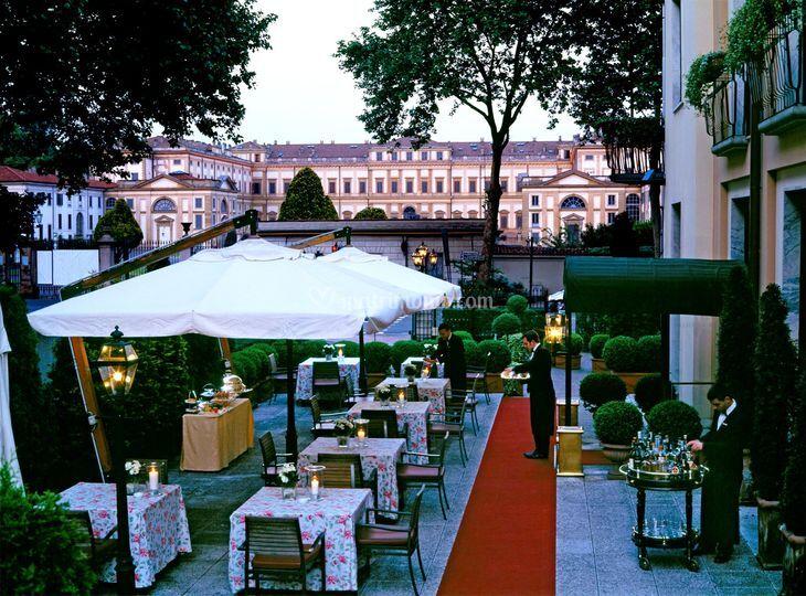 Chef Ristorante Villa Reale Monza
